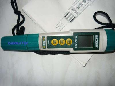 Jual Extech EC-400 Conductivity Meter pen Type (Water Quality Tester)