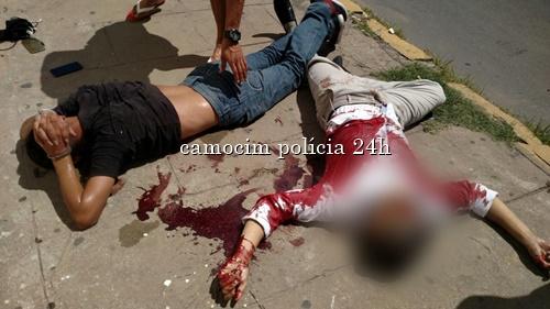 Bandido morre em troca de tiros com a PM no centro de Camocim/CE