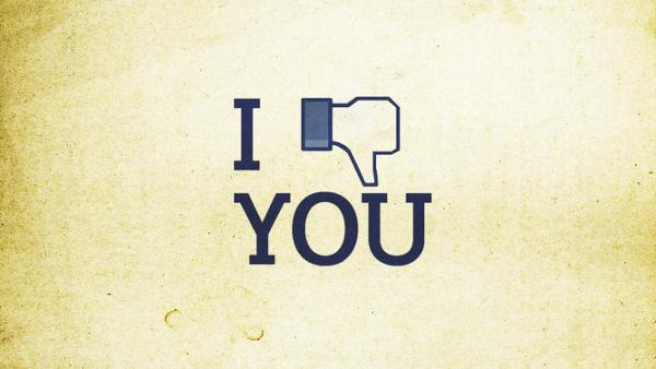 jak se nechovat na Facebooku