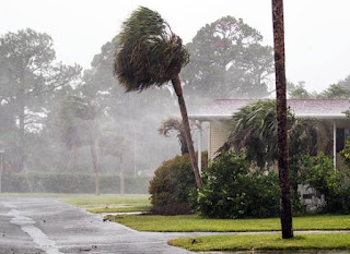 Florence storms in the US declared nuclear threat, Emergency