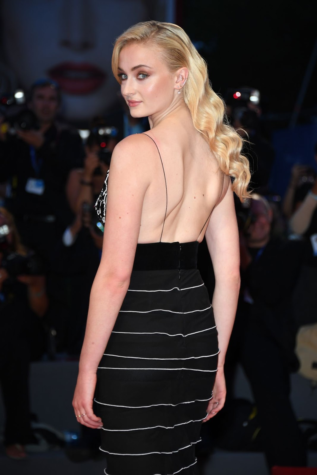 Sophie Turner at Kineo Diamanti Award Ceremony at Venice