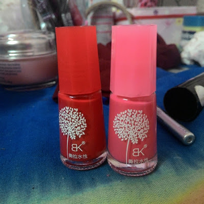 Review : BK Peel Off Nail Polish