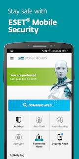 ESET Mobile Security Antivirus Premium v5.0.40.0