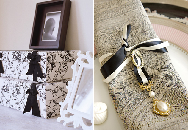 Design inspirowany stylem Chanel