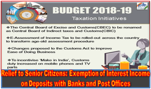 relief-to-senior-citizens-exemption-of-interest-income-on-deposits-general-budget-2018-19-paramnews