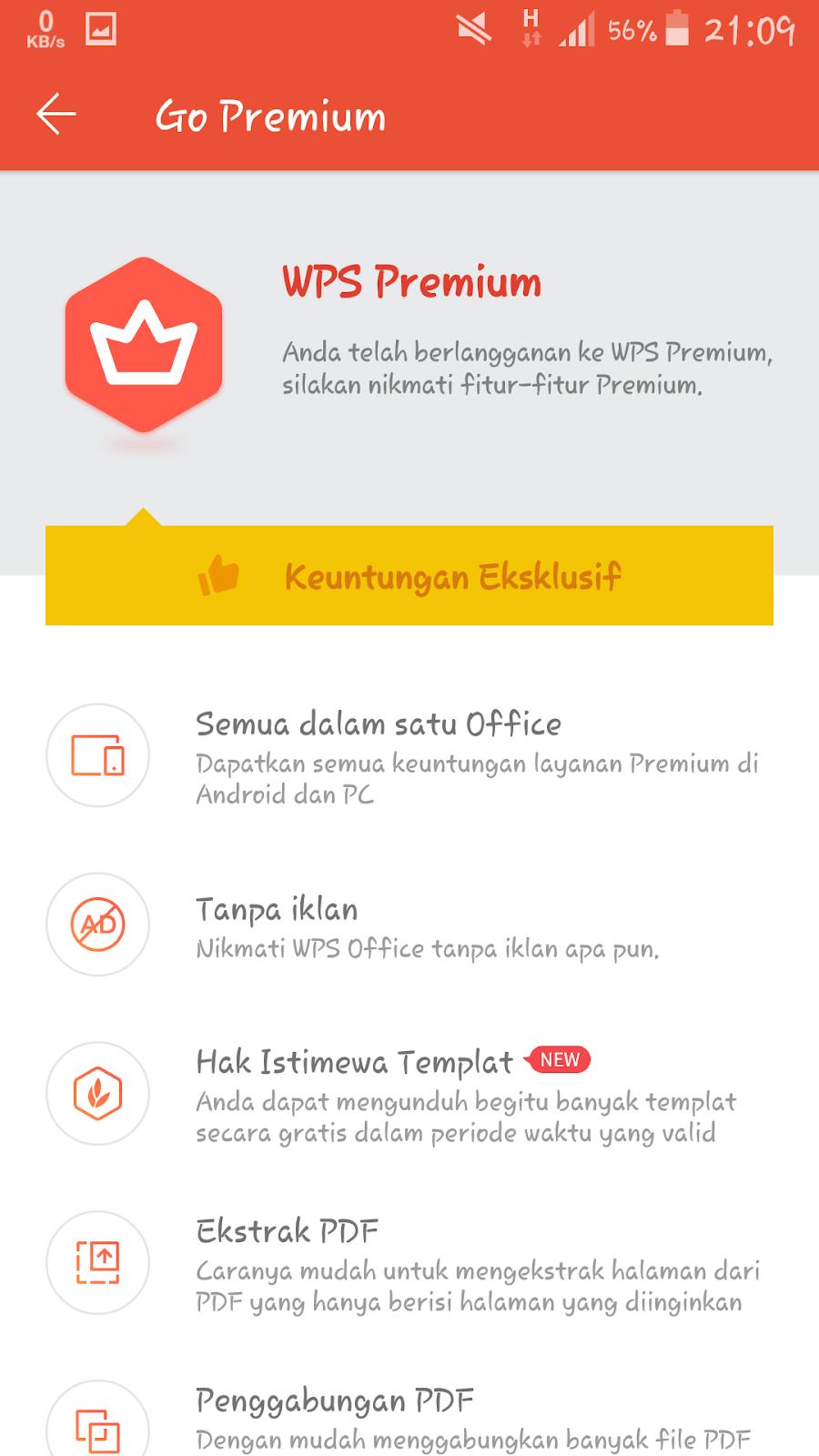 Wps Office Premium Versi Terbaru Download For Android