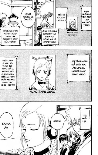 Gintama Chap 140 page 19 - Truyentranhaz.net