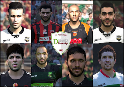PES 2016 Ligue Dz Facepack #1 By DzGeNiO