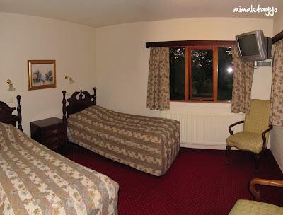 Hotel Hekla. Habitación doble