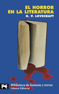 El horror en la literatura / H. P. Lovecraft