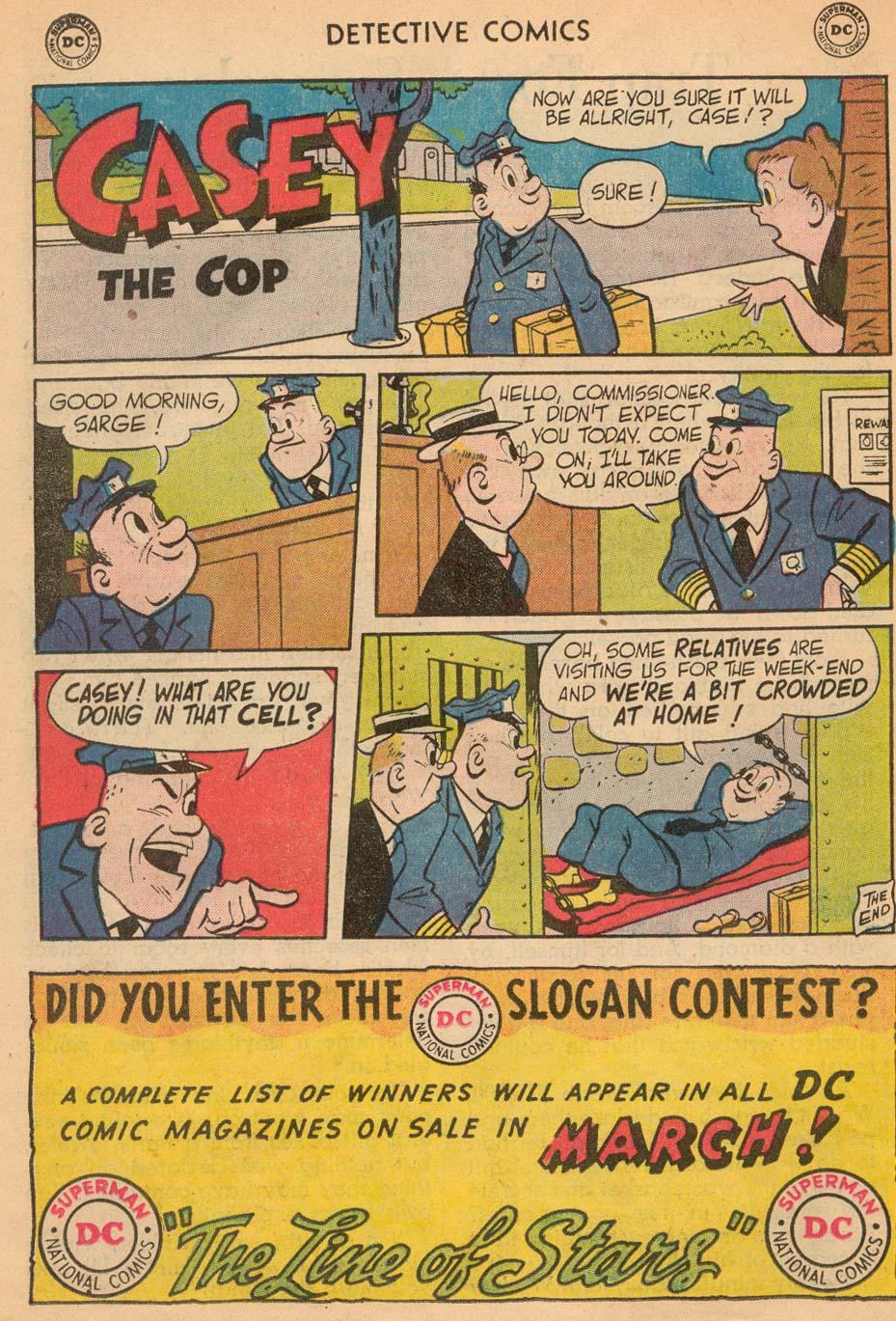 Read online Detective Comics (1937) comic -  Issue #242 - 26