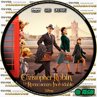 GALLETA - CHRISTOPHER ROBIN: UN REENCUENTRO INOLVIDABLE - CHRISTOPHER ROBIN - 2018