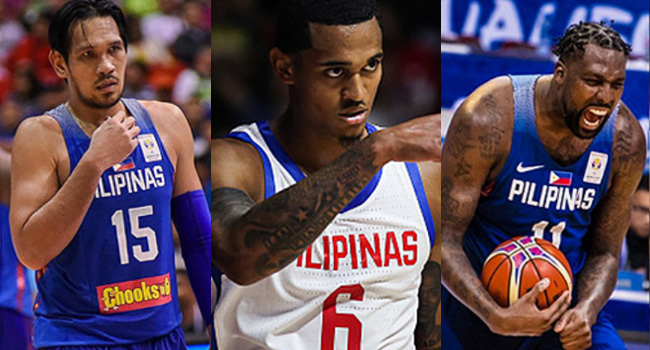 Gilas Pilipinas 19-man pool for the FIBA World Cup 2019
