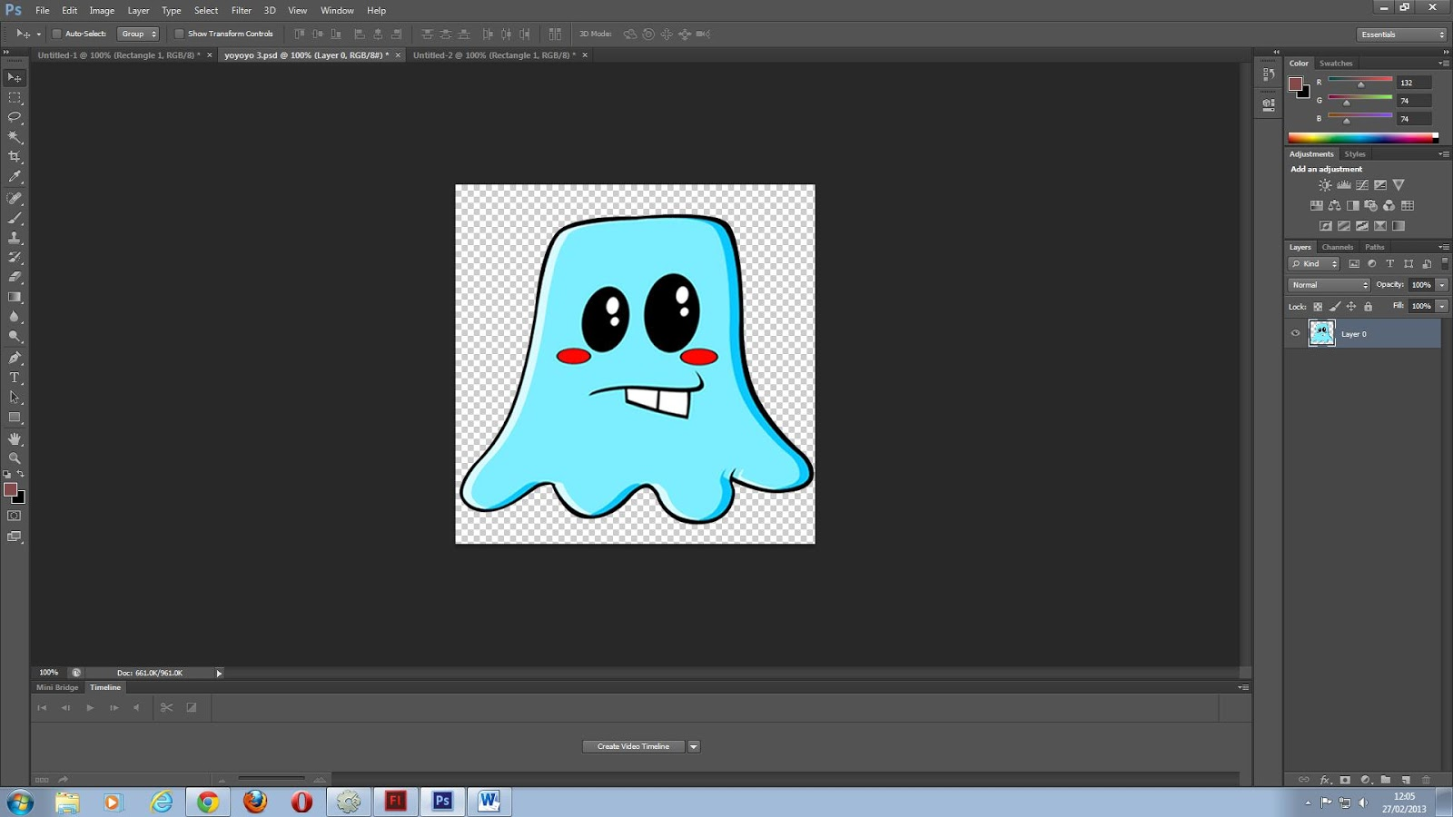 Construct 2 Design Phase And Experimentation | 2D Animation