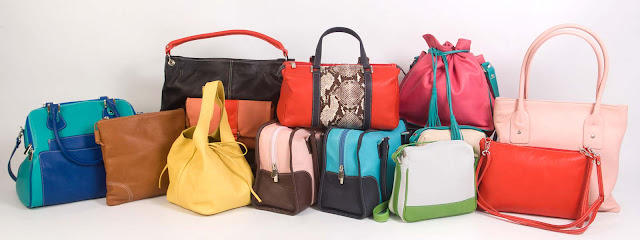 Spanish handmade Leather Handbags