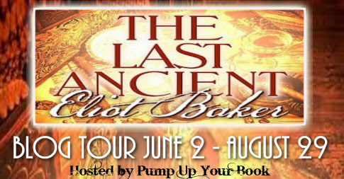 The Last Ancient by Eliot Baker: Review