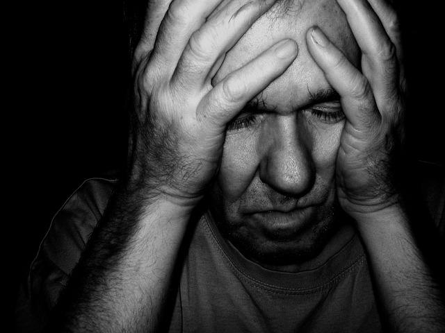 migraine in men