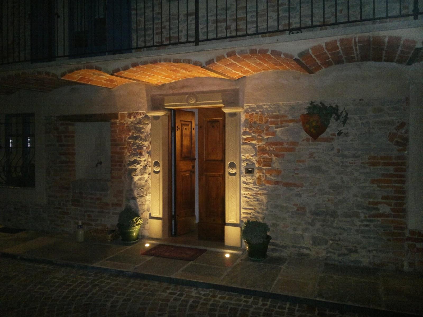 Illuminazione led casa - Illuminazione esterna casa ...