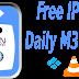 Free Daily M3U Playlist 18 December 2017