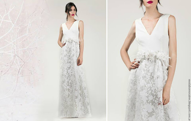Moda vestidos de fiesta 2016 | Vestidos de fiesta Agogo.