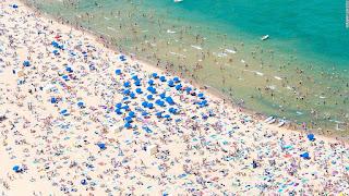 15 bãi biển đẹp mê mẩn nhìn từ trên cao - Ảnh 11
