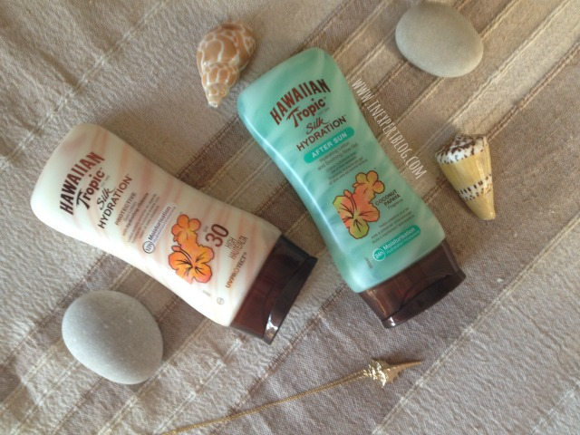 Hawaiian Tropic Silk Hydration aftersun y protector SPF 30 TRND