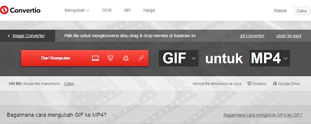 cara paling gampang upload animasi gif kedalam blog