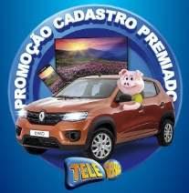 Cadastrar Promoção Tele Sena 2019 Cadastro Premiado - Carro 0KM, Tv 4K e Smartphone
