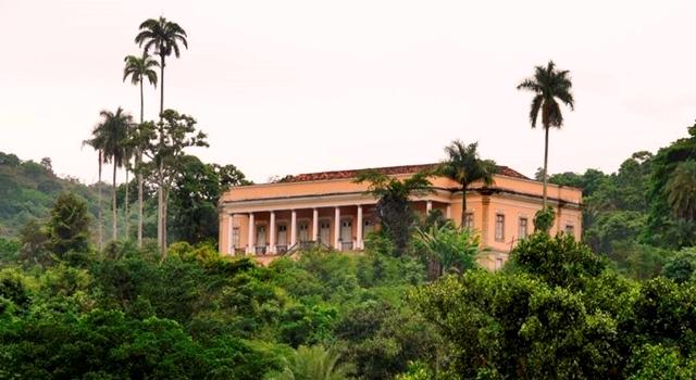 Palacete do Gavião: Imponente construção do ciclo do café em Cantagalo