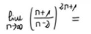 37. Límite de una sucesión (número e sin fórmula)