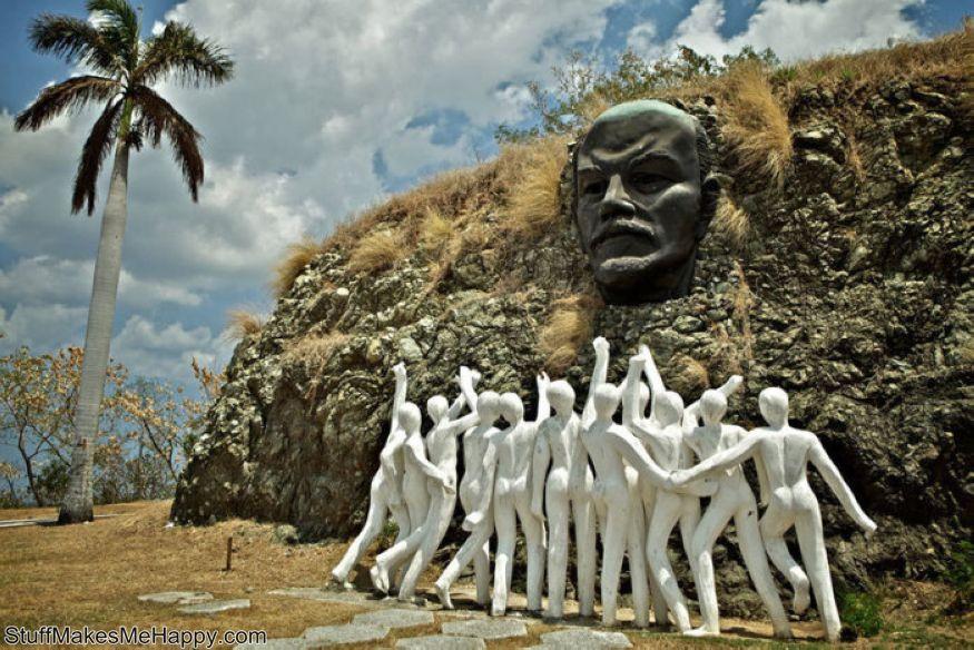 Colina Lenin (Havana, Cuba)