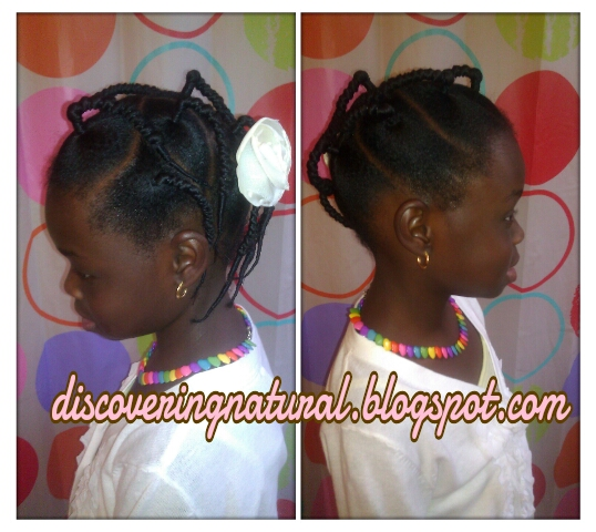Discoveringnatural Hair Styles