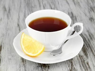 Minum Green Tea Dengan Lemon Untuk Turunkan Berat Badan Berlebihan