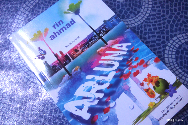 Arluna karya Rin Ahmad | Novel Review