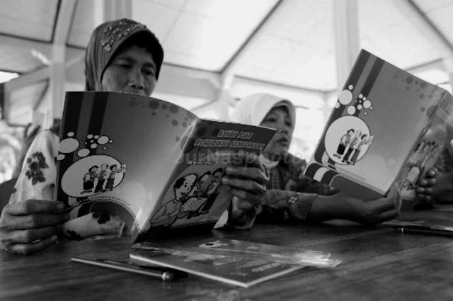 Masih Ada 90.000 Jiwa di Aceh Buta Huruf