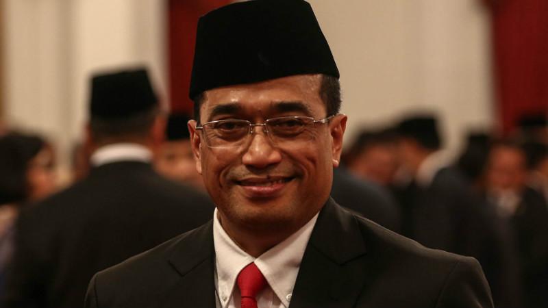 Menteri Perhubungan yang baru, Budi Karya Sumadi