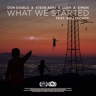 Don Diablo, Steve Aoki & Lush & Simon - What We Started (feat. BullySongs) on iTunes