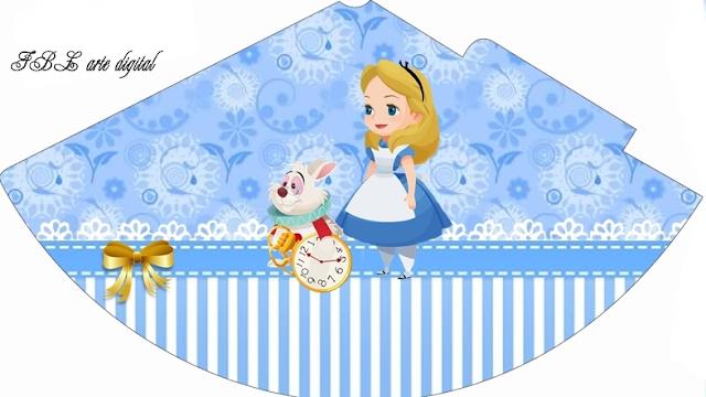 Alicia Bebé: Imprimibles para Fiestas para Descargar Gratis.