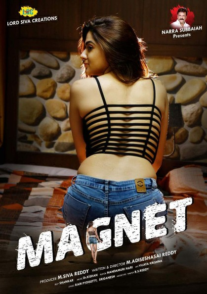Magnet next upcoming movie first look, Poster of Sakshi download first look Poster, release date