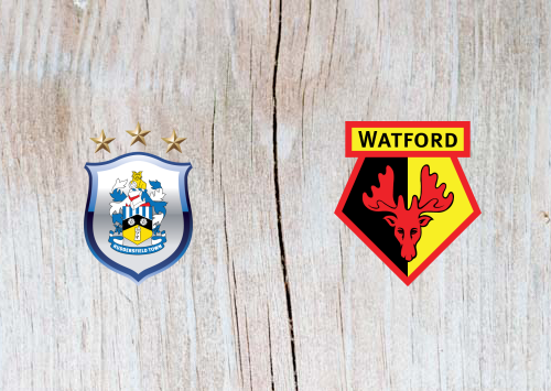 Huddersfield vs Watford - Highlights 20 April 2019