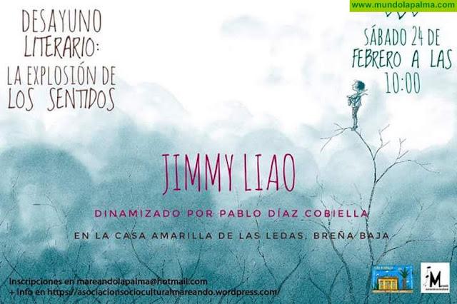 CASA AMARILLA: Desayuno Literario con Jimmy Liao