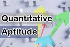 QUANTITATIVE APTITUDE HAND WRITTEN NOTE