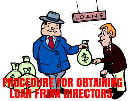 Procedure-Obtaining-Loan-From-Directors