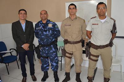 Alagoinhas: Guarda Civil Municipal recebe treinamento para manuseio de armamento de baixa letalidade