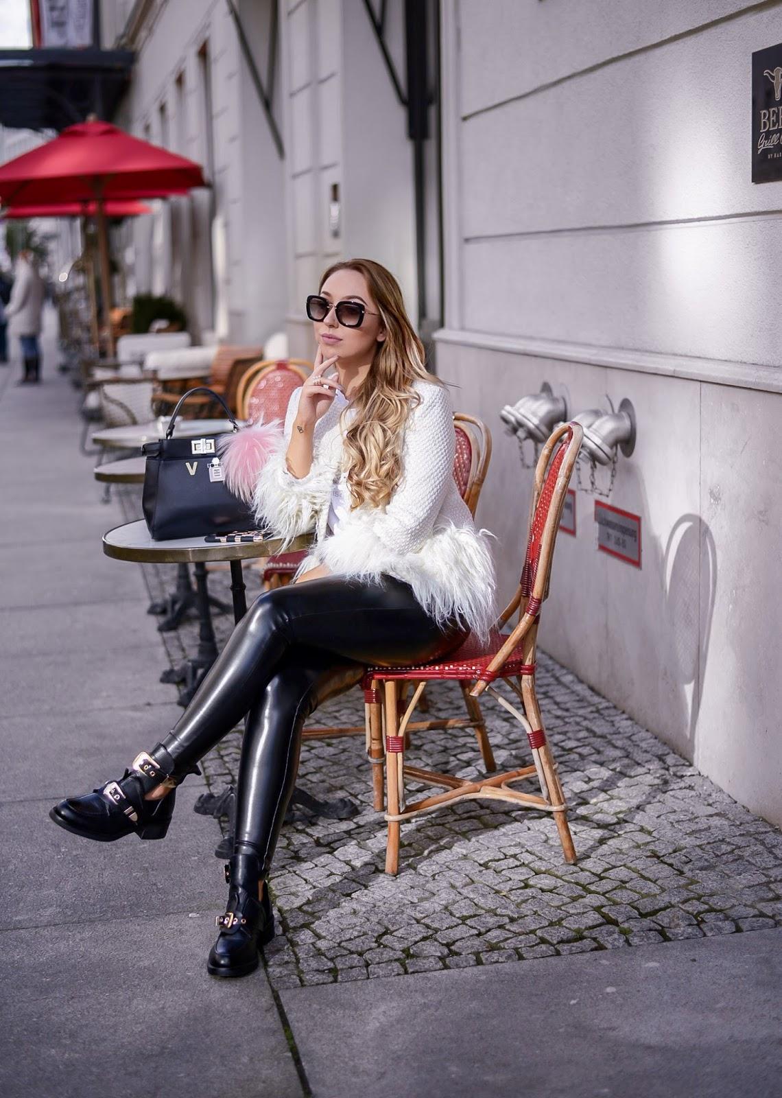 from platinum blonde to light brown hair_von platinblond auf hellbraun
