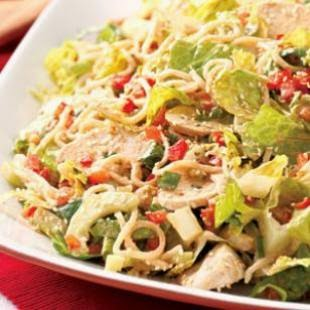 Low Fat Light Spaghetti Salad Recipe