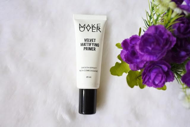 Review Make Over Velvet Mattifying Primer