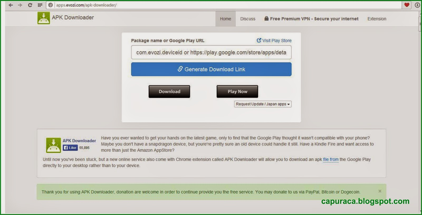 Cara Download Aplikasi Game Android Via Pc Tanpa Software Capuraca