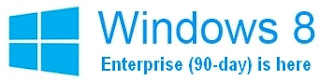 Windows 8 enterprise evaluation