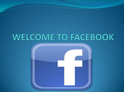 Welcome to facebook new account sign up
